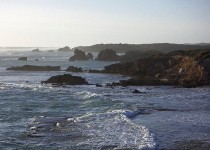 Coast from Cape Rabelais, SA