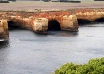 Sea Caves, Bay of Islands VIC