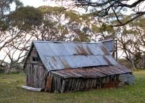 Wallaces Hut, Bogong High Plains VIC
