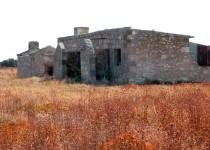 The Needles Mission ruins, Coorong SA